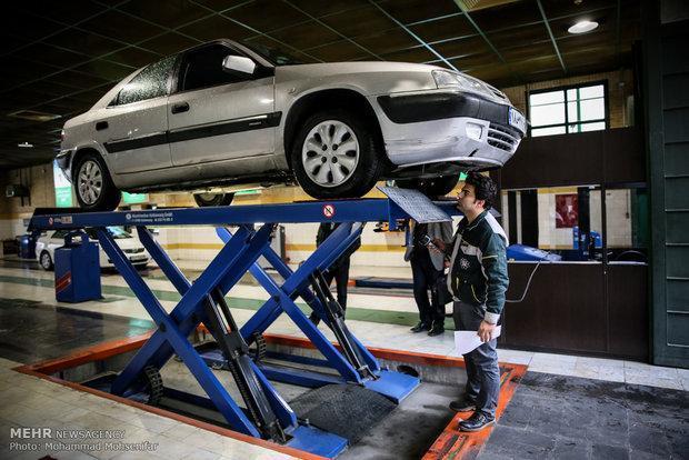 مراکز معاینه فنی خودروهای سنگین در شریان های اصلی مستقر می گردد