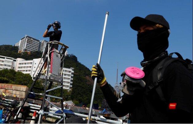 دولت هنگ کنگ رکود مالی را تایید کرد