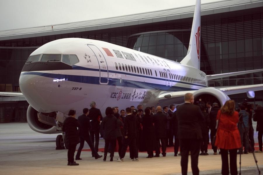 هنگ کنگ پرواز هواپیما های 737 مکس را ممنوع نمود