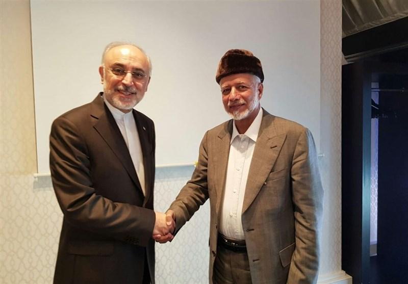 دیدار صالحی با وزیر خارجه عمان درباره برجام و منطقه