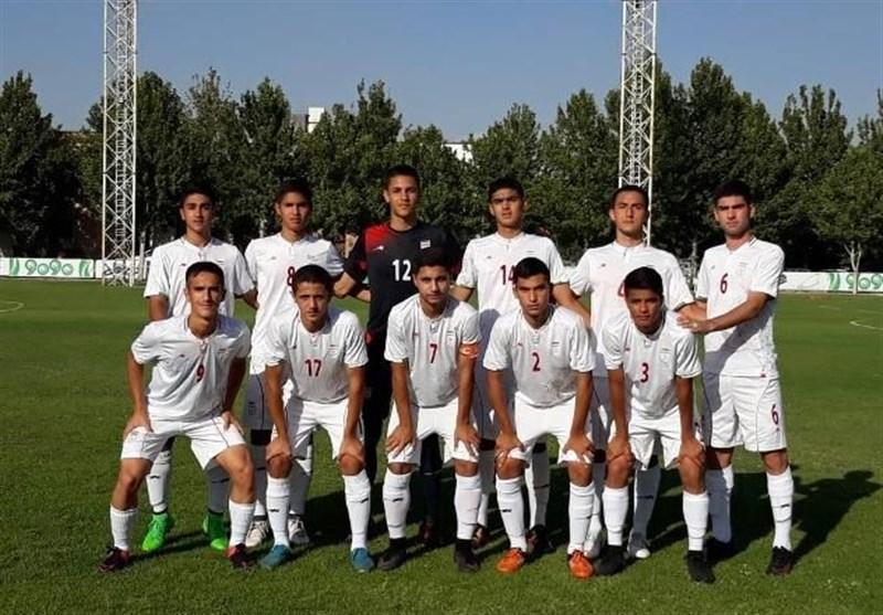 اعلام زمان دیدارهای محبت آمیز نوجوانان ایران مقابل عمان