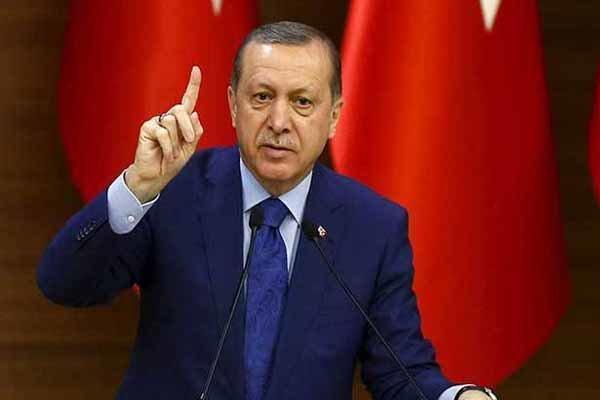 اردوغان: نمی گذاریم کسی ترکیه را حیات خلوت خود کند