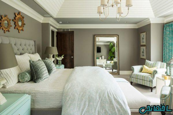 اصول فنگ شویی در طراحی اتاق خواب