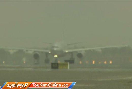 مسافران 3 ساعت قبل از پرواز در ترمینال های فرودگاه امام حضور یابند
