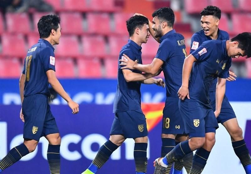 فوتبال انتخابی المپیک، تساوی عراق و استرالیا و شکست بحرین مقابل تایلند