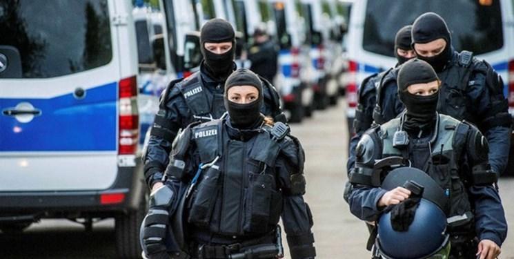 تیراندازی در برلین