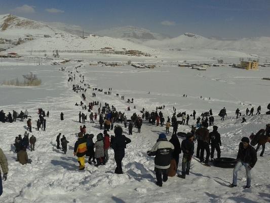 گردشگری زمستانی رونق گرفت، ورود 5 هزار مسافر و گردشگر
