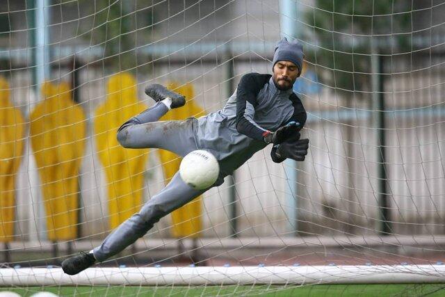 حسینی: کاش در ورزشگاه های خودمان بازی می کردیم، انگیزه بالایی داریم