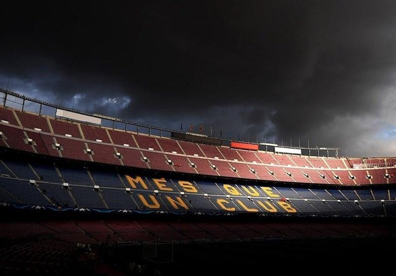 کرونا بازی بارسلونا - ناپولی را به ورزشگاه خالی کشاند، برگزاری بازی های دو هفته آینده لالیگا بدون تماشاگر و احتمال لغو بازی های لیگ قهرمانان