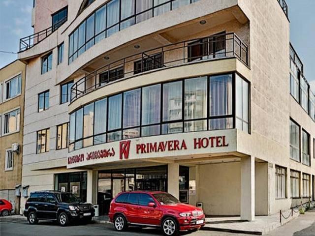 هتل پریماورا تفلیس و عکس و رزرو