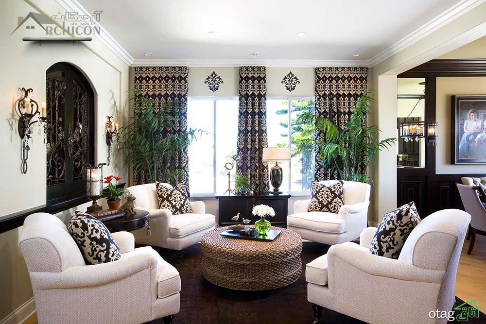 ایده دکوراسیون داخلی منزل با طرح های جدید مناسب انواع فضاها