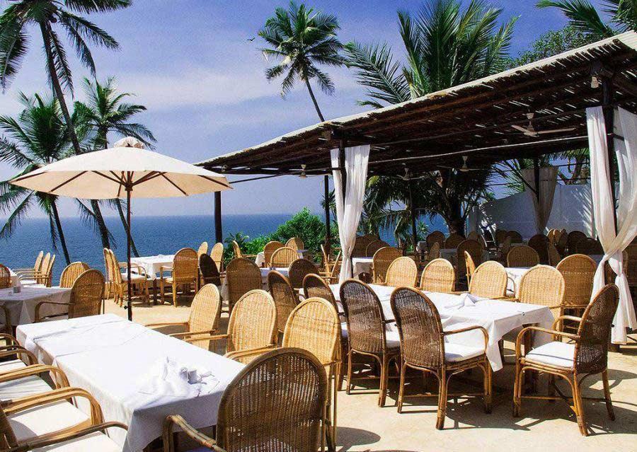 رستوارن تالاسا Thalassa Restaurant گوا , هندوستان
