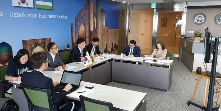یاری بلاعوض کره جنوبی به ازبکستان برای اقتصاد دیجیتال