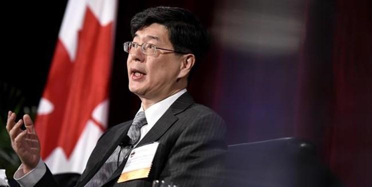 سفیر چین در کانادا به رفتارهای سلطه جویانه آمریکا اعتراض کرد