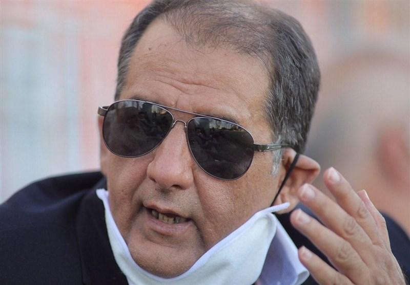 تست کرونای سرپرست باشگاه پرسپولیس مثبت اعلام شد