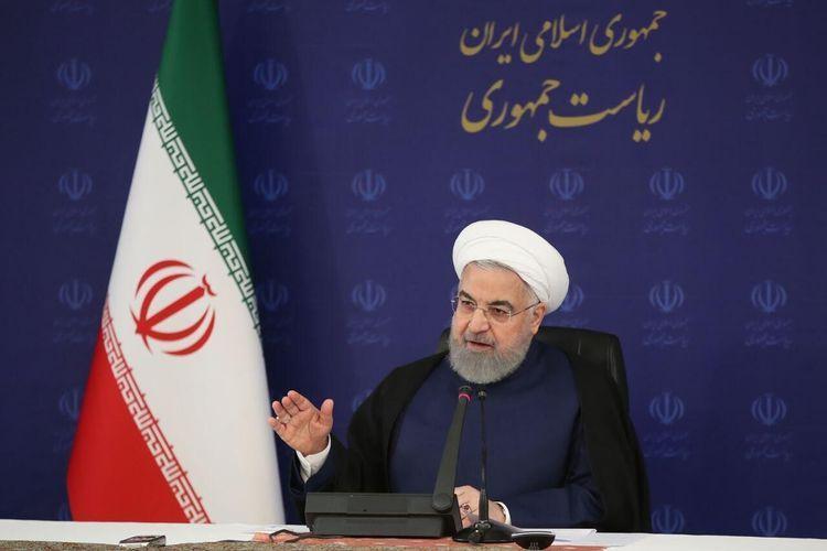 روحانی: مجبور شویم همه محدودیت ها را برمی گردانیم
