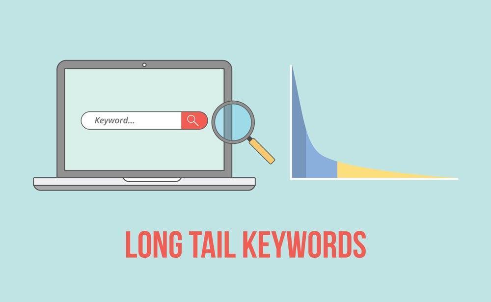 راه های پیدا کردن کلمات کلیدی طولانی (Long-tail)