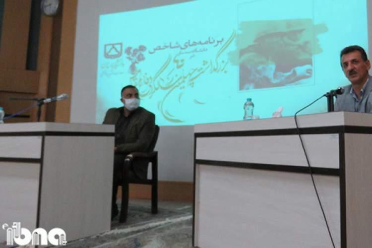 مستندات تهیه شده از ایثارگران و خانواده شهدای دانشگاه سمنان کتاب می گردد