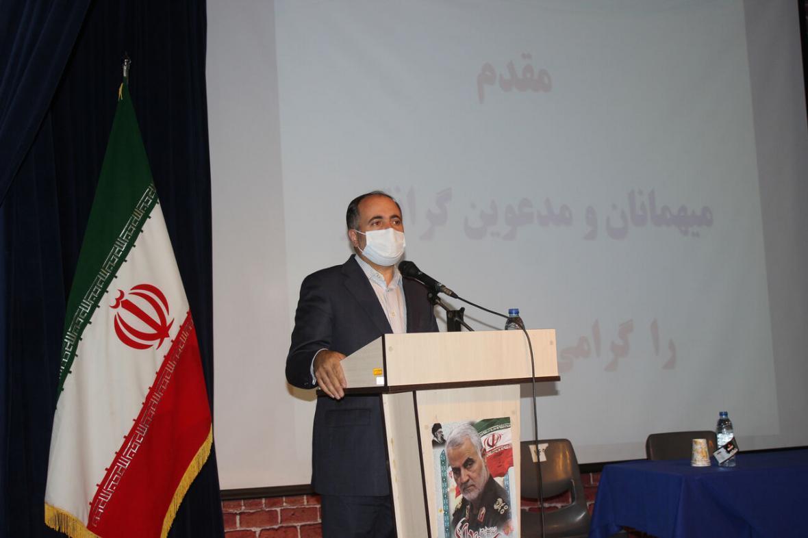 خبرنگاران نماینده بستان آباد بر اجرای سند تدبیر و توسعه شهرستان تاکید نمود