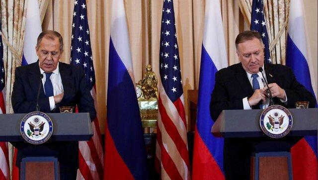 نشست پیشنهادی پوتین درباره ایران محور گفت و گوی لاوروف و پمپئو