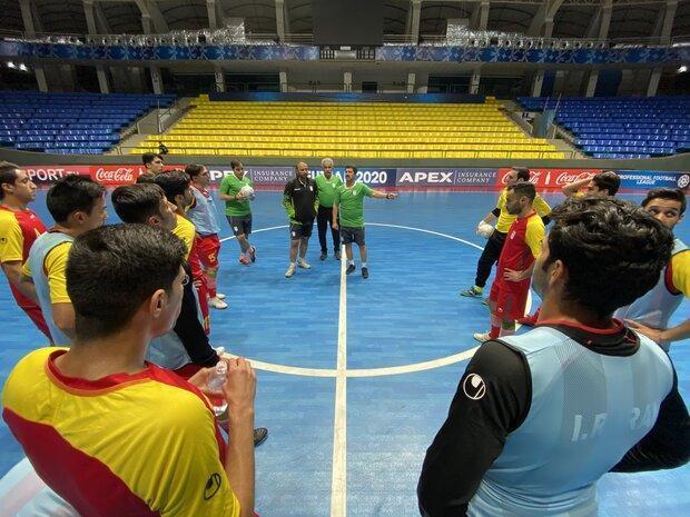 دروازه تیم ملی تا 8 سال دیگر گارانتی است