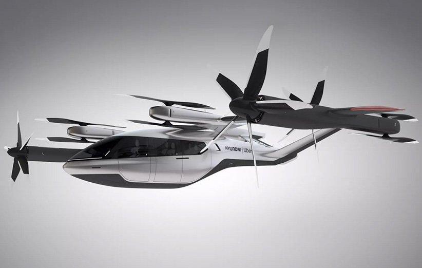 هیوندای قصد دارد خط تولید خودروی پرنده راه اندازی کند