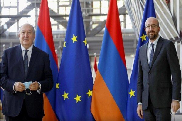 بروکسل، مسکو و واشنگتن صحنه رایزنی برای سرانجام مناقشه قره باغ