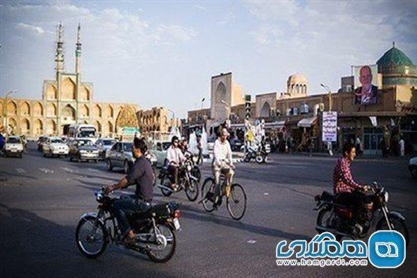 بازارچه دائمی صنایع دستی در قلب اقتصادی یزد ایجاد می شود