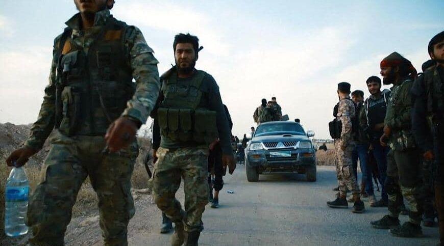 خبرنگاران خبرگزاری فرانسه: جنگجویان سوری از آذربایجان در حال بازگشت هستند