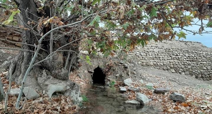 ثبت قنات روستای عرب آباد کوه ساوجبلاغ در دستور کار نهاده شد