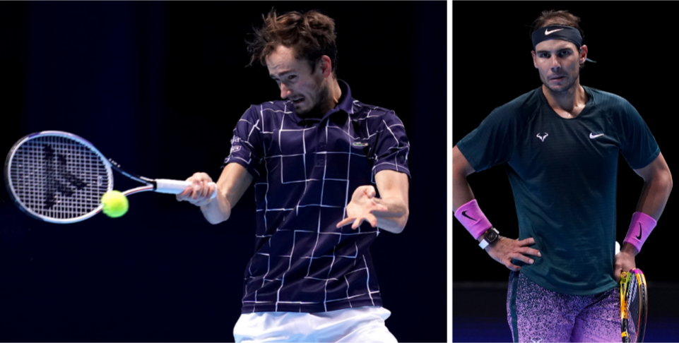 نادال از راهیابی به فینال تور ATP لندن بازماند