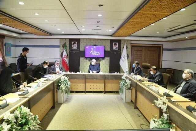تاکید مدیران عالی استان قم بر لزوم اجرای طرح مشاغل خانگی