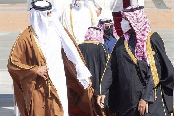 قطر متعلق به بحرین است، از کدام آشتی حرف می زنید؟