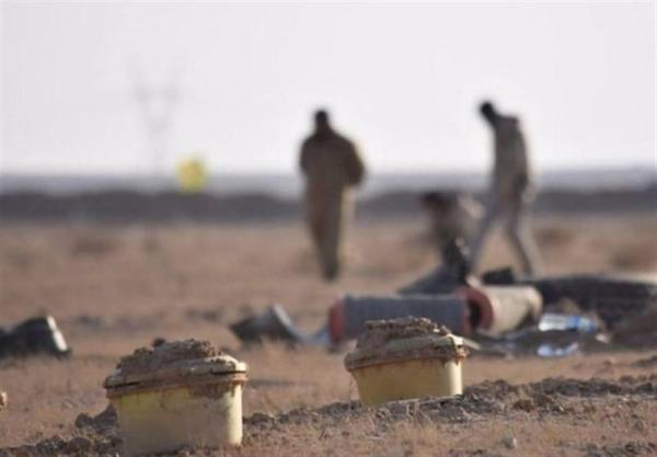 عراق، موفقیت حشد شعبی در کشف 30 بمب در کرکوک