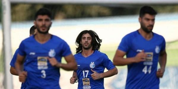 کلاس گذاشتن عجیب بازیکن عراقی: دیگر در لیگ ایران بازی نمی کنم