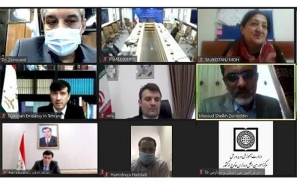 کمیته پیگیری اجرای تفاهمات کمیسیون مشترک همکاری های ایران و تاجیکستان برگزار گردید