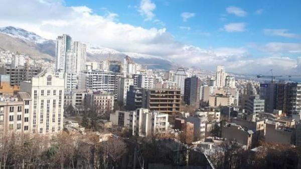 سکته ناقص در بازار مسکن تهران