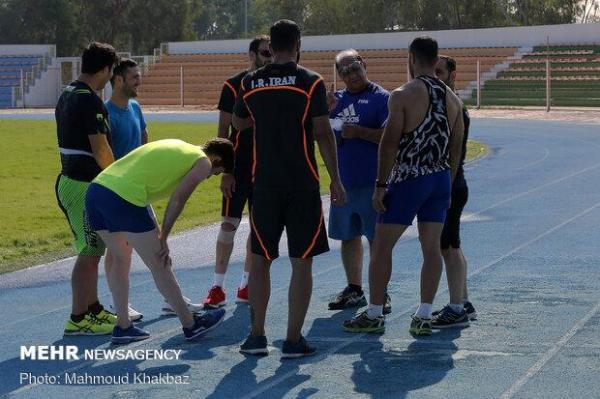 ملی پوشان کاراته از فردا به اردو می فرایند