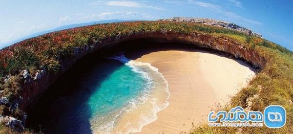 ساحل مخفی ماریتا؛ ساحلی که با انفجار نظامی بدنیا آمد
