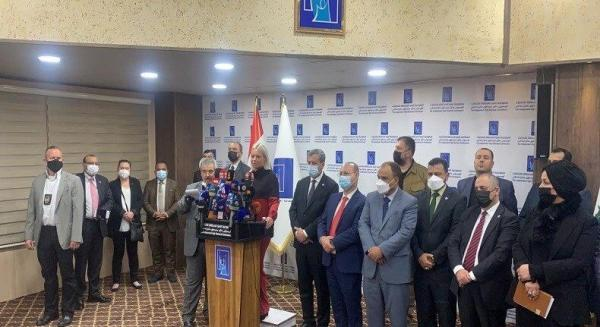 خبرنگاران اراده عراقی ها معین کننده فرایند انتخابات است