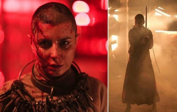تصویر جدیدی از لیلا حاتمی در فیلم قاتل و وحشی منتشر شد
