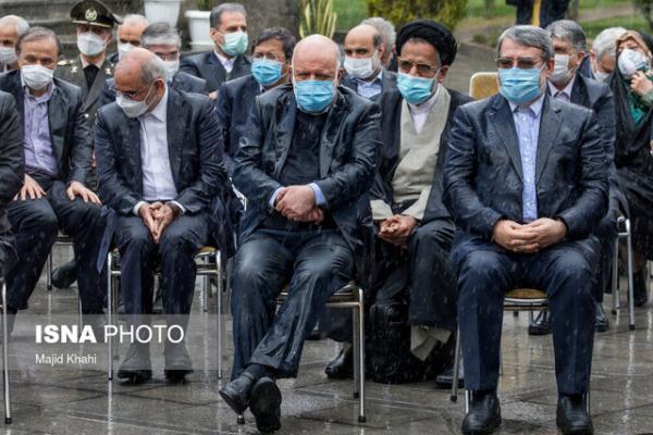 توییت معزی درباره حواشی دیروز جلسه دولت