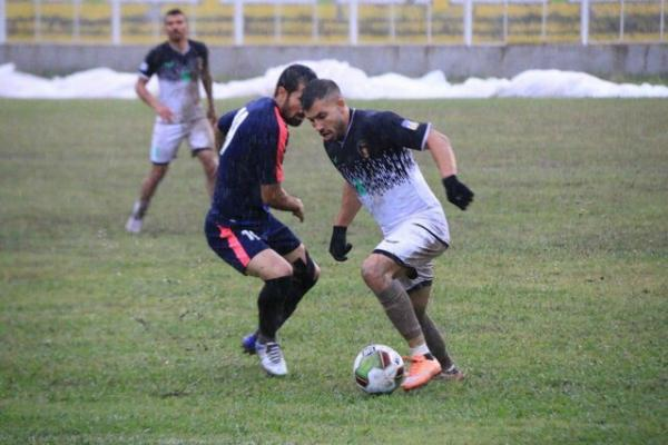 نتایج هفته پانزدهم لیگ دسته یک فوتبال