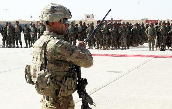 شمار نظامیان آمریکایی در افغانستان هزار نفر بیشتر از میزان اعلام شده است خبرنگاران