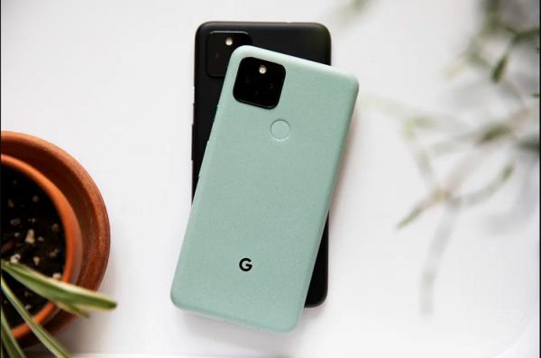 گوگل بالاخره گوشی Pixel 5A 5G را معرفی کرد