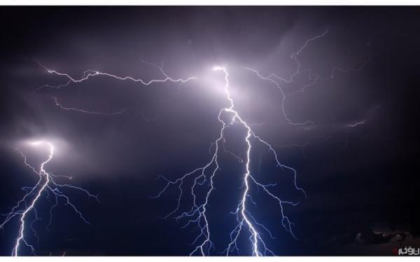 هشدار هواشناسی درباره وقوع رگبار و رعد و برق در 11 استان