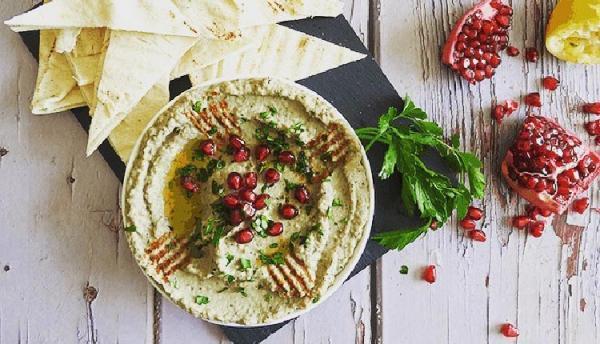 طرز تهیه متبل بادمجان لبنانی اصل بسیار خوشمزه