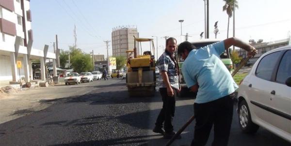 در 45 روز 4 هزار و 300 نقطه از سطح معابر پایتخت بازسازی شد