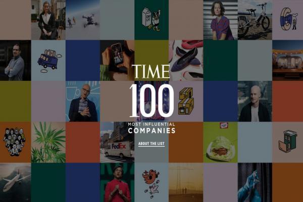 هوآوی در لیست 100 شرکت برتر 2021 به انتخاب تایم