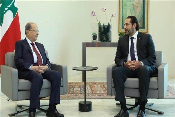 اصرار حریری بر طرح پاریس برای تشکیل کابینه لبنان